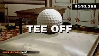 Some Dangerous Golf