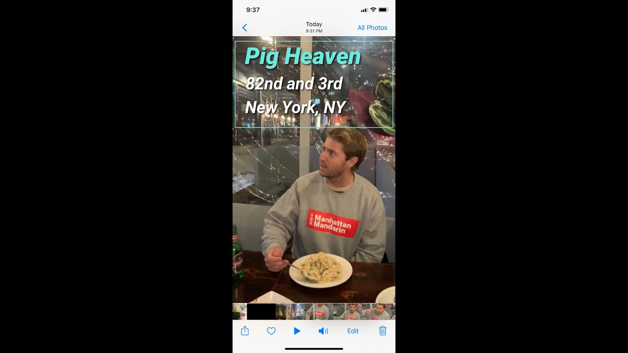 Chicken Fried Rice Review - Pig Heaven