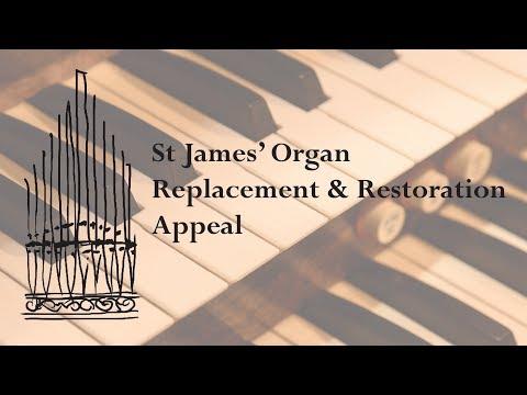 St James' Organ Appeal