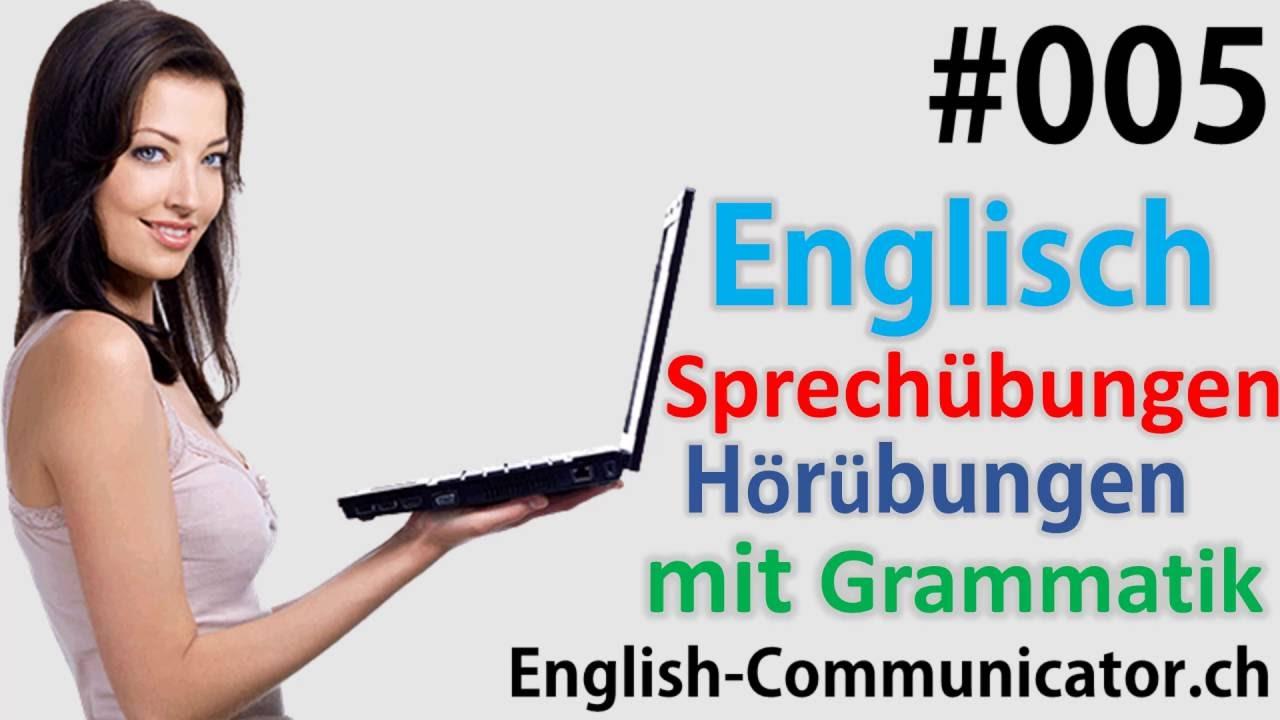 5 Englisch grammatik für Anfänger Deutsch English Sprachkurse Euro ...