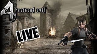 🔴RESIDENT EVIL 4 CASUAL #PARTE 1🔴