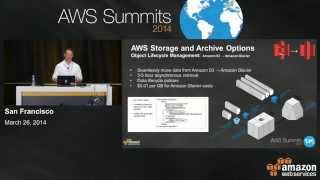 Backup and Archiving in the AWS Cloud