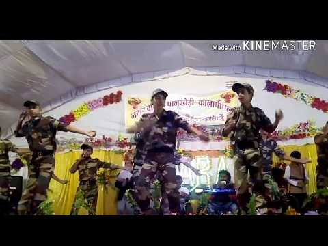 My First Love My Nation   Indian Army   Theme Based Dance Choreography  