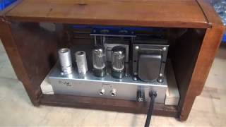 How to build 6V6 Boutique tube guitar amp start to finish Homebrew kit