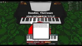 Blueface Thotiana roblox Klavier