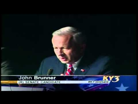 17th Amendment: Missouri Senate debate on the 17th amendment (John Brunner