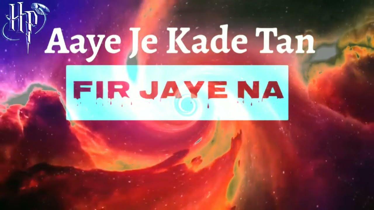 New Punjabi Sad Song WhatsApp Status Video 2020 - YouTube