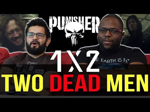 The Punisher - 1x2  Two Dead Men - Reaction