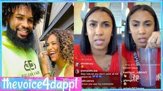 Queen Naija Responds To Chris's Girlfriend Savay 😳 & Talk Her Mom, Music and The Ring