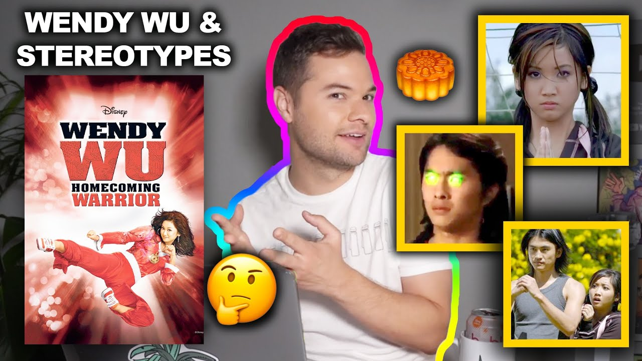 Download Wendy Wu: Homecoming Warrior Has a Problem with Stereotypes... (Full Movie Reaction)