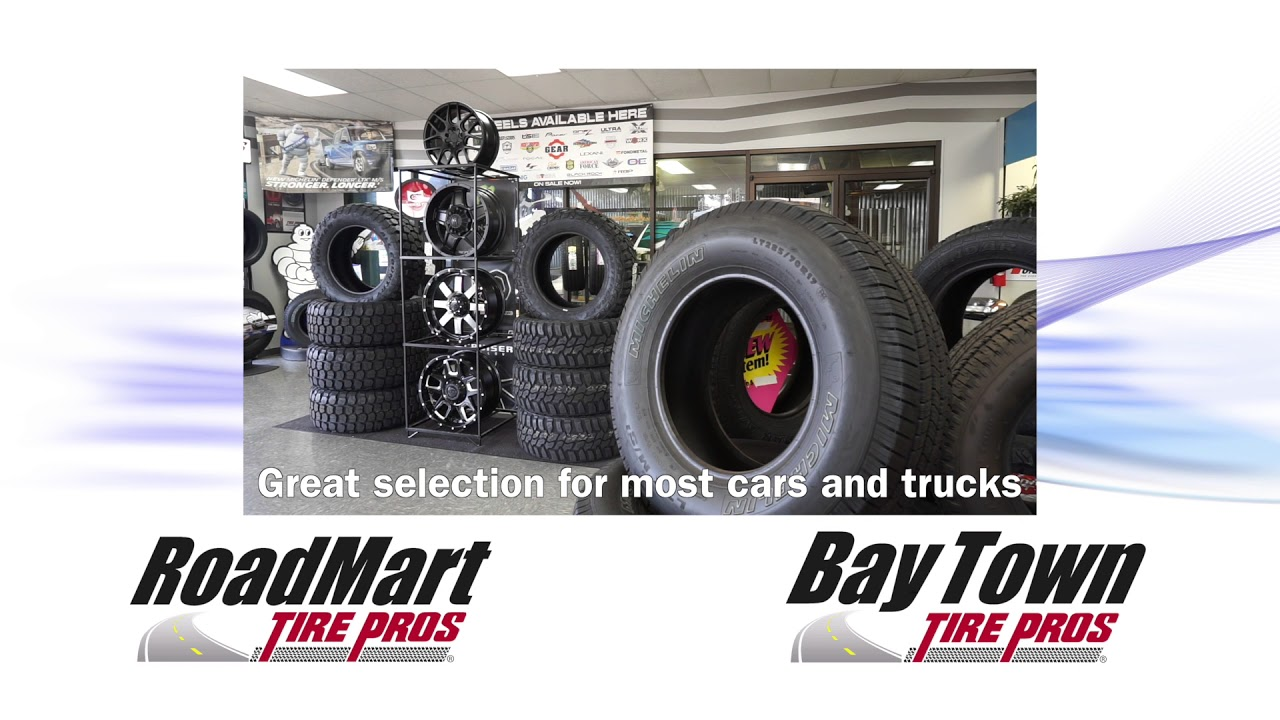 Bay Town Tire Pros | Road Mart Tire Pros | Panama City and
