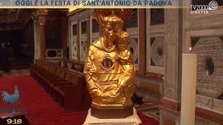 Il reliquiario di Sant'Antonio da Padova