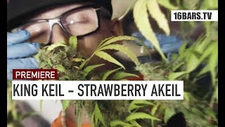 King Keil - Strawberry AKeil (prod. by hundertmarkbeatz) |  16BARS.TV Videopremiere