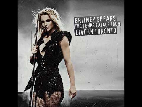 Britney Spears feat. will.i.am - Big Fat Bass (Femme Fatale Tour Studio Version)