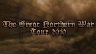 MARDUK - The Great Northern War Tour 2010 Trailer