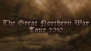 MARDUK - The Great Northern War Tour 2010 Trailer