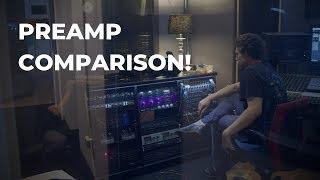CAPI VP26 VS Chandler TG2 Preamps - Tommirock Studios