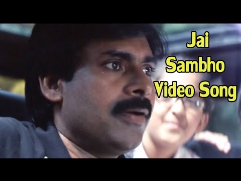 Bangaram Movie   Jai Smabo Jai Sambho Video Song   Pawan Kalyan,Meera Chopra & Reema Sen