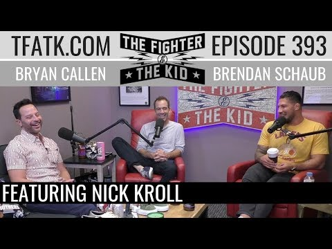 The Fighter and the Kid is listed (or ranked) 7 on the list The Best Podcasts On YouTube