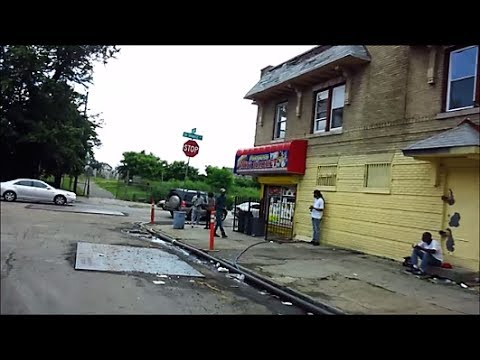 NEWARK NJ RAW HOOD VIDEO PART 2