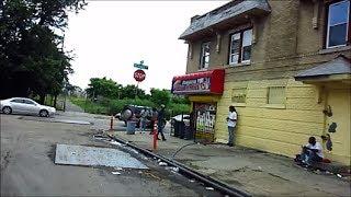NEWARK NJ RAW HOOD VIDEO PART 2