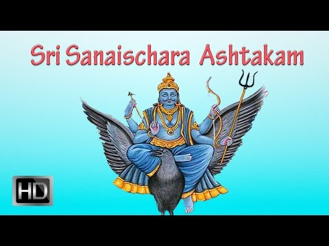 Sri Sanaischara Ashtakam - Shanaischaraya Mantra - Powerful Chants - Dr.R. Thiagarajan