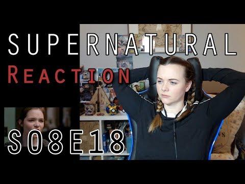 Supernatural Reaction 8x18 | Part 1 | DakaraJayne