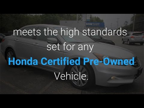 What Is A Honda Certified Pre Owned Vehicle
