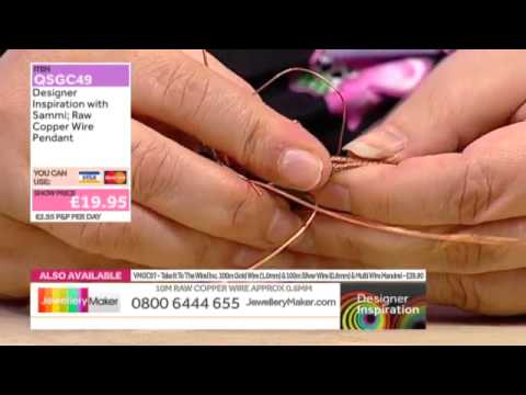 How to make Genuine Gemstone Jewellery - JM DI 10/06/14