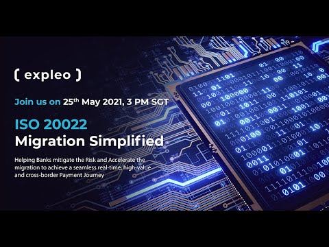 ISO 20022 Migration Simplified by Expleo