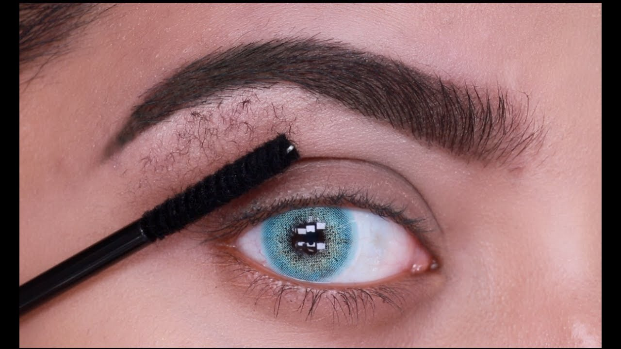 Brow HACK? How to make your Eyebrow hairs look thicker! | Beauty Dosage