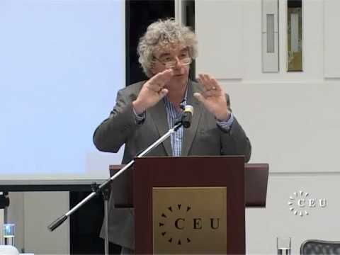 At CEU, political party expert Peter Mair talks governance and party politics