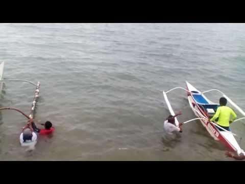 Bancarera at Tabogon Cebu Port
