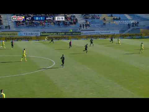 Asteras Tripolis Aris Goals And Highlights