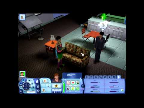 the sims 3 ep. 9 - il vampiro colpisce ancora - ITA Travel Video