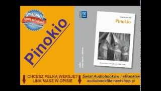 Pinokio - lektura - audiobook, mp3