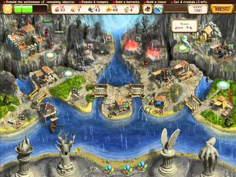 Roads of Rome 3 Episode 4 Level 7
