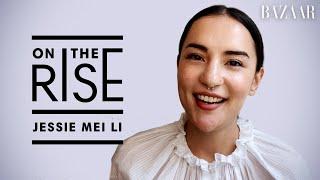 Jessie Mei Li Talks Shadow and Bone, Social Media & Identity   On The Rise   Harper's BAZAAR