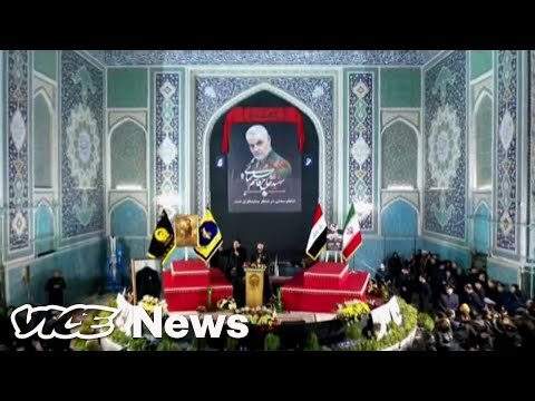This Is How Iran Is Mourning After Trump Killed a Top Iranian General