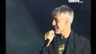 Sergio Dalma - Mi historia entre tus dedos - Vivo Calafate 2014