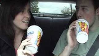 Sonic Commercial: Swour Lemon-berry Slush