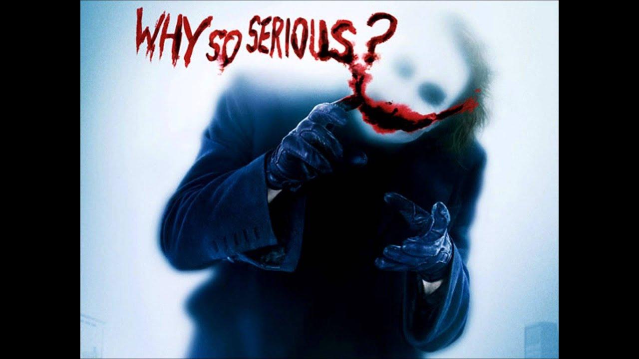 tha playah why so serious