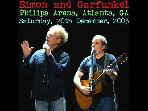 America -- Simon and Garfunkel Philips Arena Live 2003