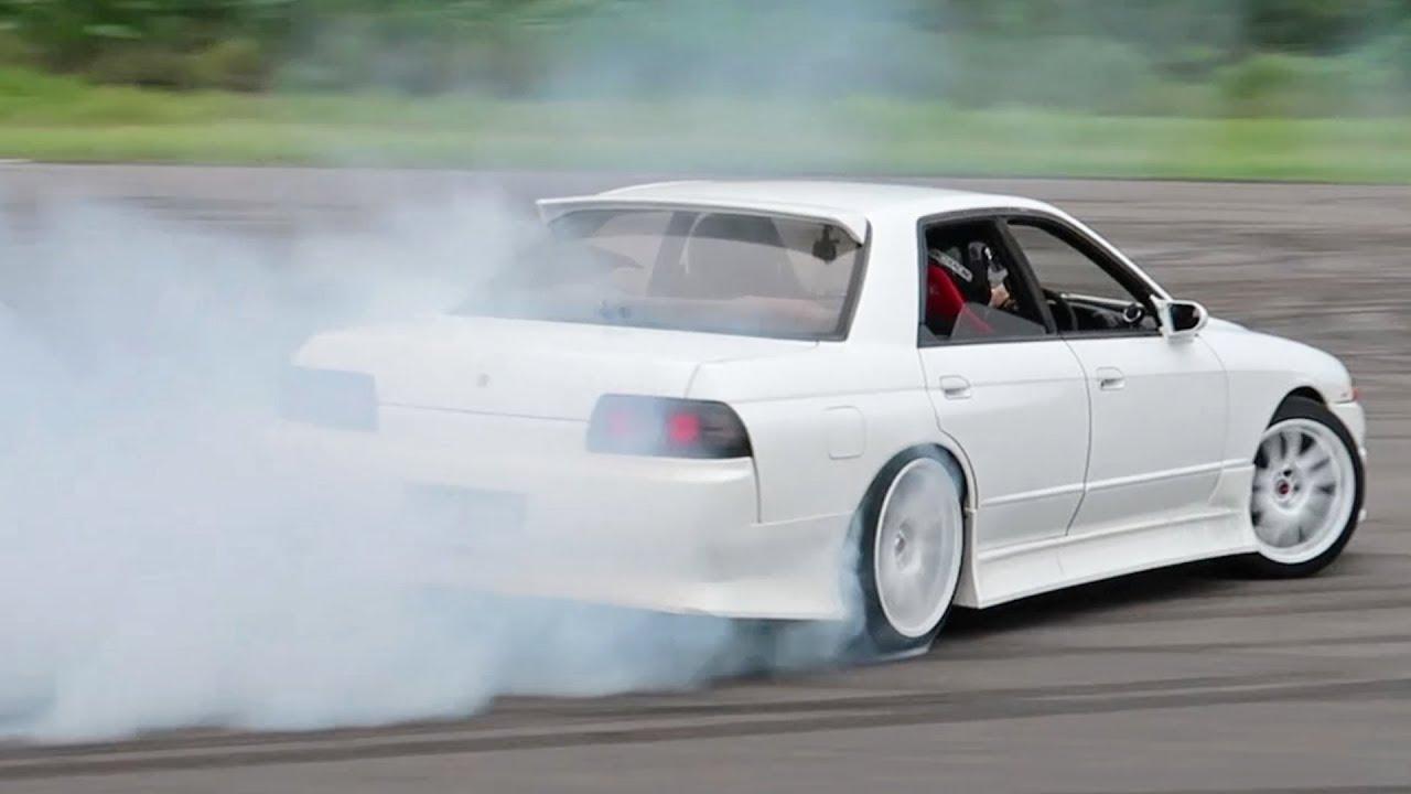 550hp-skyline-drift-car-final-testing