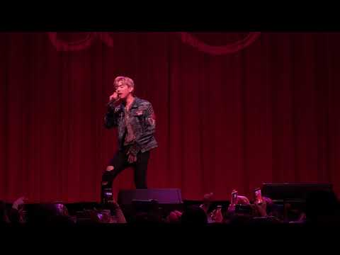Eric Nam - Idea Of You (LIVE)