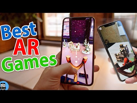 Top 10 Best New Augmented Reality Games For Android 2019 | AR Android Games | Best Games For Android