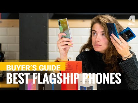 Best Flagship Smartphones & Flagship Killers of 2019 - Our buyer's guide