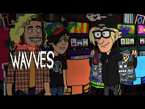Wavves  Vegas Vacation  FRAMES
