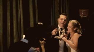 Brad & Theresa's wedding