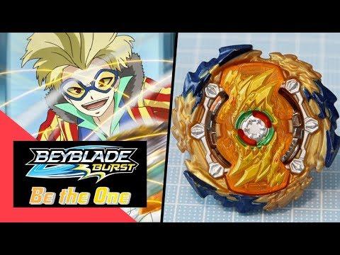 BEYBLADE BURST Be The One Series: Episode 9: Jumpstart The Battle With Wizard Fafnir F5!